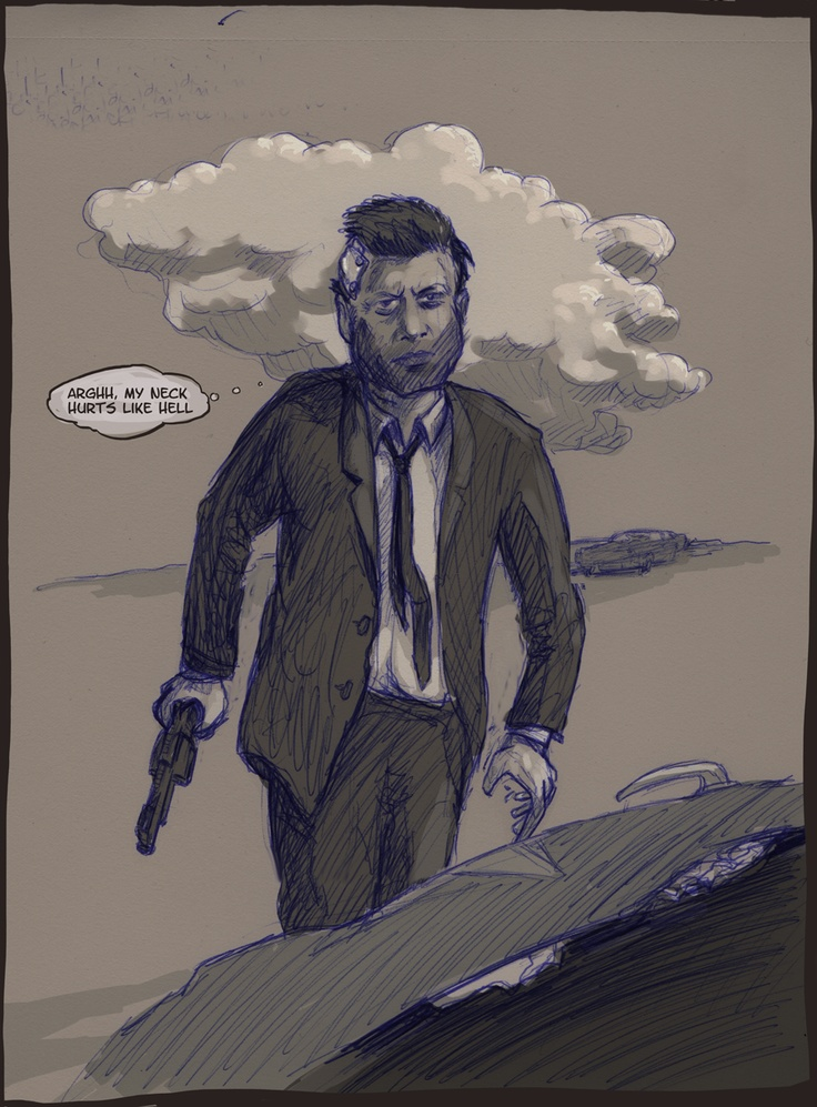 JFK on a mission;  check it out on kickstarter.com search for: JFK Secret OPS