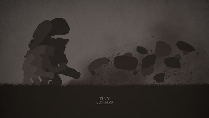 Tiny Minimal Wallpaper, more: http://dota2walls.com/tiny/tiny-minimal-wallpaper