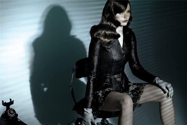Черная магия: 20 кожаных вещей в стиле нуар