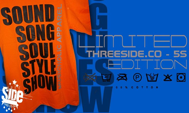 THREESIDE.CO 5S LIMITED EDITION