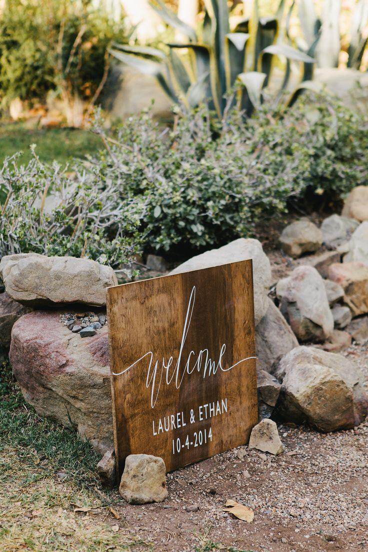 Uncategorized/outdoor vintage glam wedding rustic wedding chic - Intimate Nature Inspired Ojai Wedding
