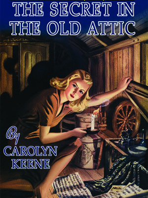 NEW Nancy Drew 53: the Sky Phantom by Carolyn Keene
