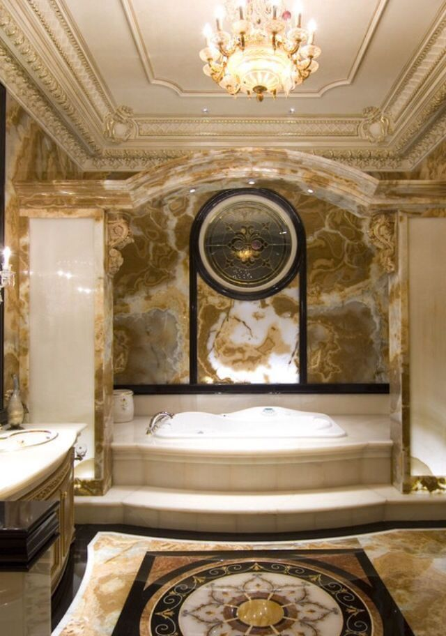 178 best images about bathrooms on pinterest for Dream bathroom ideas