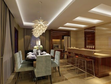 65 Best Dining Room Ideas Images On Pinterest  Dining Room Design New Dining Room Ceiling Light Inspiration