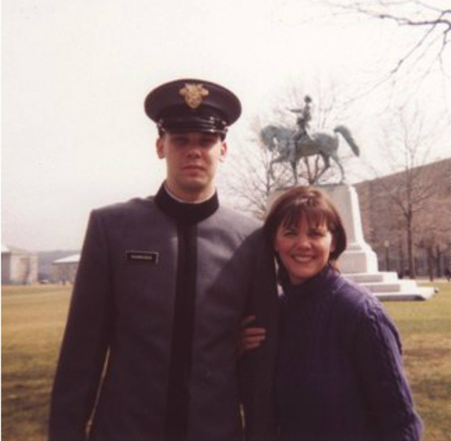 What it's like to be a West Point Mom.