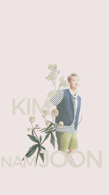 BTS / Dubai / Rap Monster / Wallpaper
