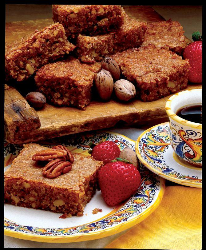 Georgia Cornbread Cake Recipe - Relish
