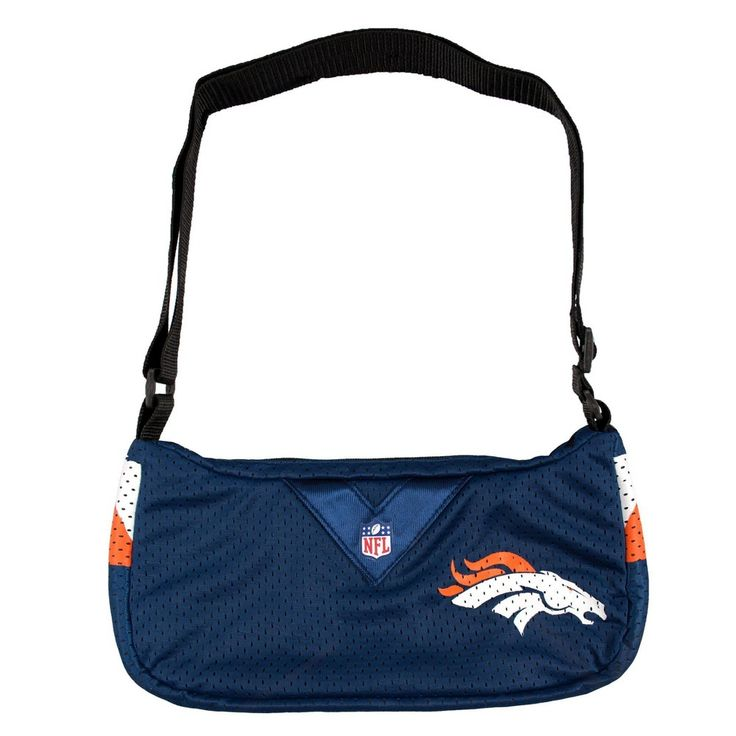 NFL Denver Broncos Team Jersey Purse