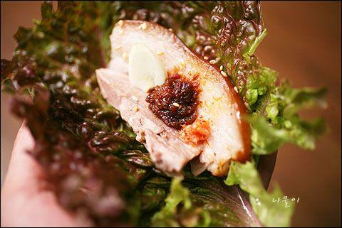 簡単!韓国料理レシピ > 単品料理 > ナムリ印♪ チョッパル(豚足) ^^