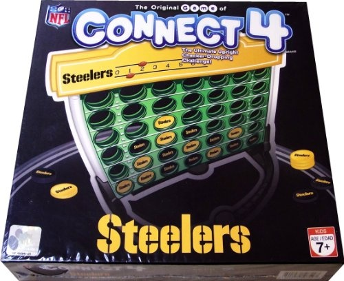 Pittsburgh Steelers Hasbro Connect Four 4 Game « Game Searches