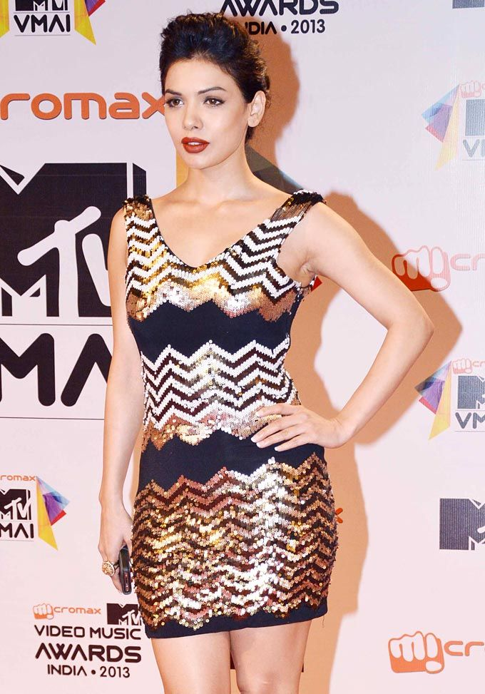 Sara Loren at VMA #Bollywood #Fashion