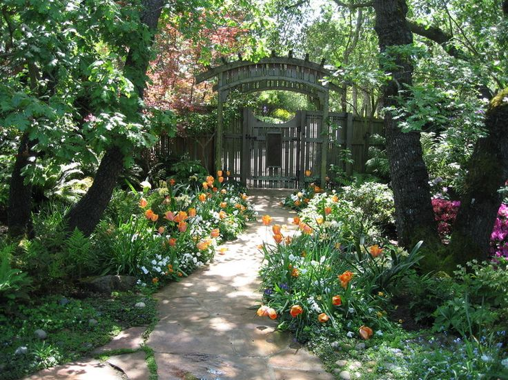 If you have large trees in your yard, you'll want to check out these ideas for shade gardens.
