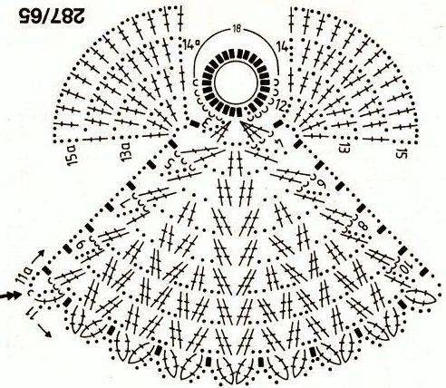 Crochet sólo con paso a paso o video (pág. 35) | Aprender manualidades es facilisimo.com