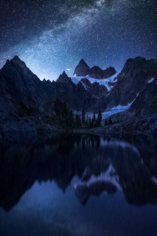 Starry night  | sky | | night sky | | nature |  | amazing nature |  #nature #amazingnature  https://biopop.com/