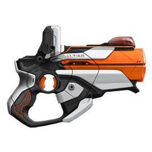 Nerf Lazer Tag Pistol, Looks like a mass effect gun!