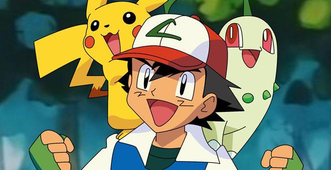 Primeira temporada completa de Pokémon é liberada em site oficial!