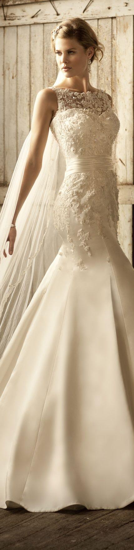 Best Beautiful Wedding Dresses for 2015 |