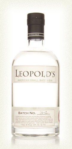Leopold's Gin - they sell in Va and D.C.!!! YEAAAAA
