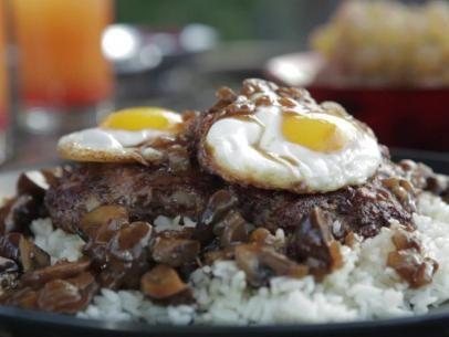 """Loco Moco recipe: contemporary Hawaiian """"comfort food"""""""