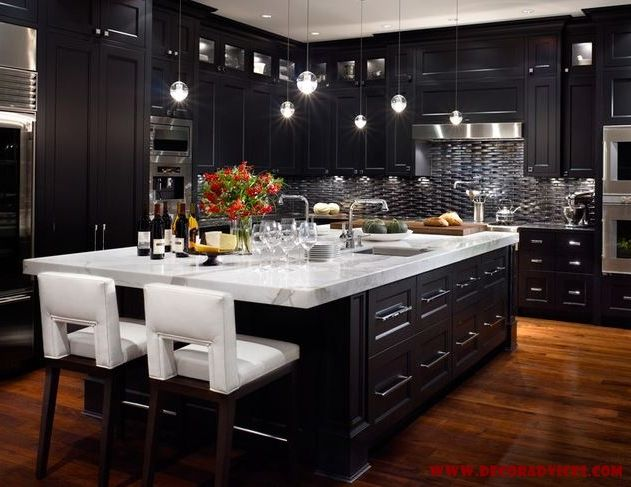 black and white kitchen design ideas An Eye Catchy Cooking Place Is a Real Asset To Your Beautiful House