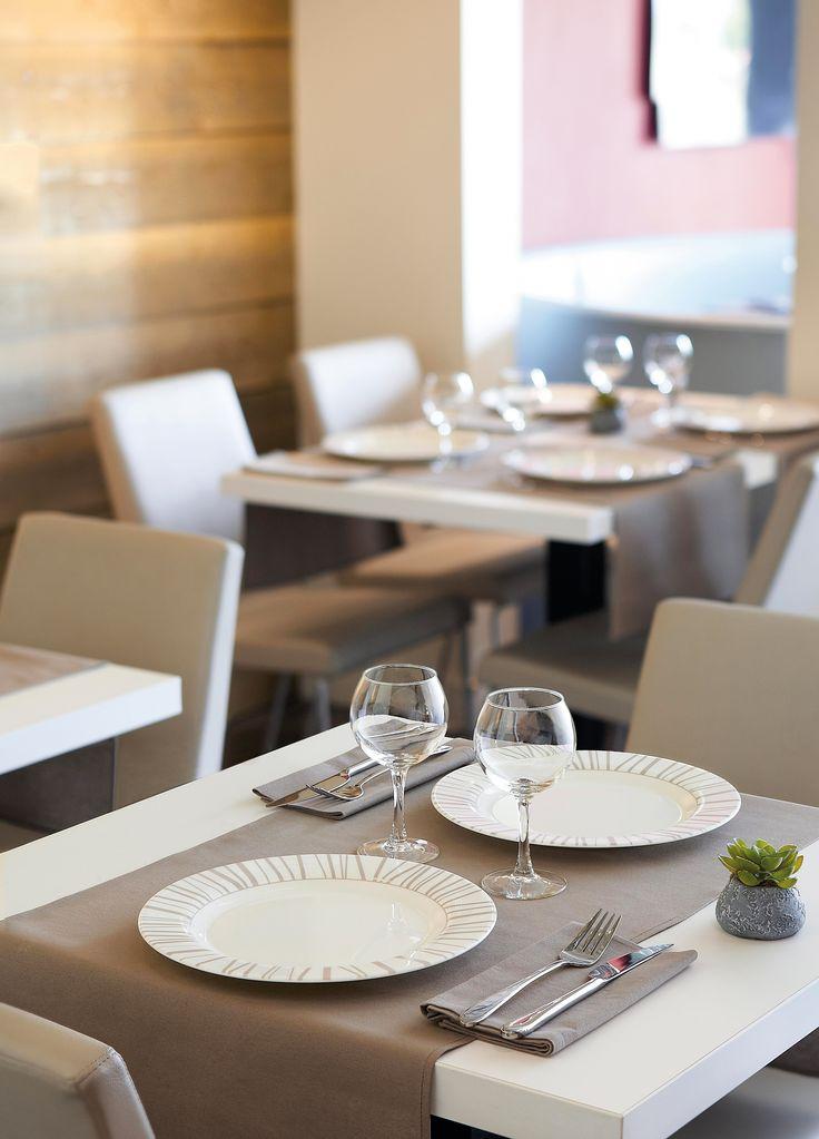 Elegante y con un diseño marcado y reconocible, así se presenta la vajilla Intensity Willow de Arcoroc. Un producto de contrastada calidad que dará el plus necesario a tu vajilla para diferenciarse del resto de la competencia. #hostelería #restaurantes #bares