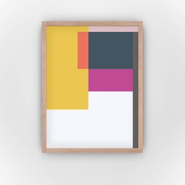 21 best Abstrakte Drucke images on Pinterest | Art impressions, Art ...