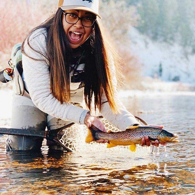 Fly Fishing For Torut