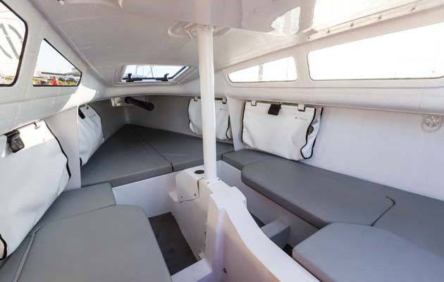 Seascape 24  a pocket family sports cruiser in an exciting and popular sailing niche