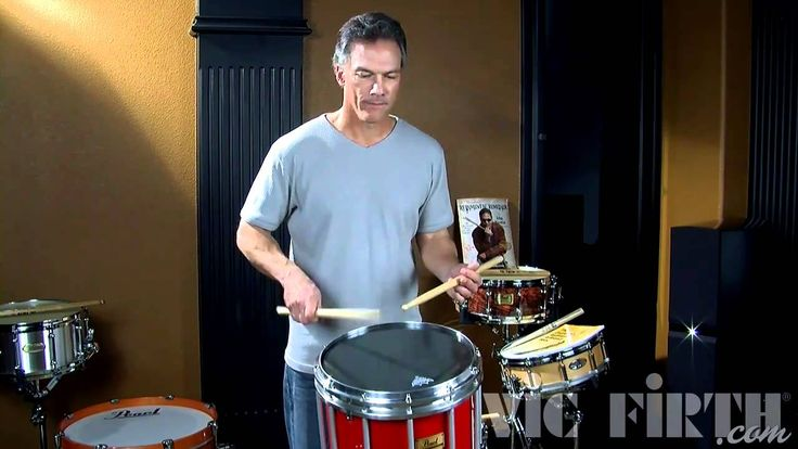 Vic Firth Rudiment Lessons: Single Paradiddle