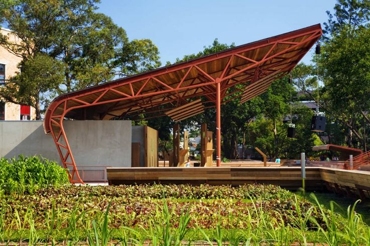 Victor Civita Plaza / Levisky Arquitetos Associados, Davis Brody Bond