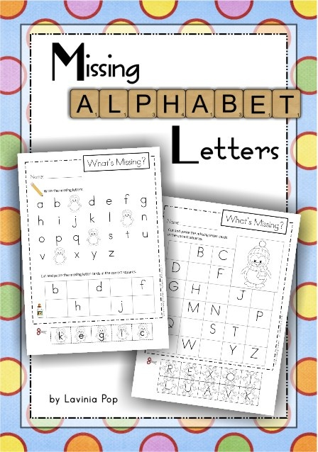 missing alphabet letters cut and paste winter missing alphabet letters cut and paste. Black Bedroom Furniture Sets. Home Design Ideas