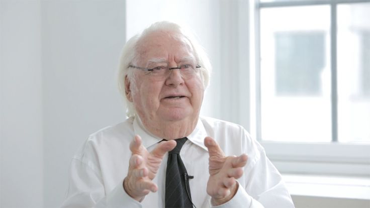 Richard Meier - Time-Space-Existence | The great New York architect Richard Meier spoke with PLANE—SITE in the fourth video of a series leading up to the GAA Foundation's Time-Space-Existence exhibition, planned as a collateral exhibition of the 2018 Venice Architecture Biennale.