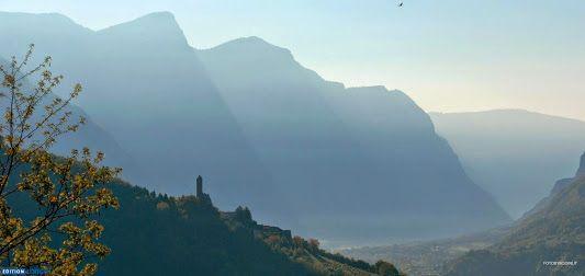 "Foto von Gianni Bodini - Borgo Valsugana aus dem Bildband ""Via Claudia Augusta"" #viaclaudia #südtirol #altoadige #italy #travel"