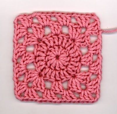 "crochet ""squircle"" pattern"
