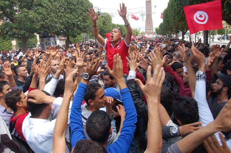 TunisProtests