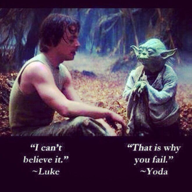 Jedi Master Yoda Quotes: Master Jedi Yoda Quote