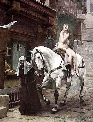 Jules Lefevre 'Lady Godiva'
