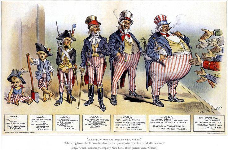 american imperialism | Barbara Seeger's portaportal