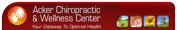 Acker Chiropractic & Wellness Center - Chiropractor In Cathedral City, CA USA :: Home