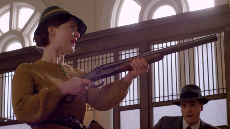 Trailer for the miniseries on A&E, Lifetime, and History Channel starring Emile Hirsch & Holliday Grainger (2013)