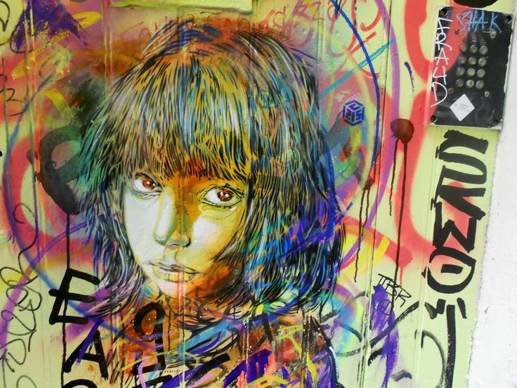 "Artist : C215  C215, is the moniker of Christian Guémy, a French street artist hailing from Paris who has been described as ""France's answer to Banksy"".  C215 primarily uses stencils to produce his art. His first stencil work was put up in 2006, but he has been a graffiti artist for (as of 2011) over 20 years. His work consists mainly of close up portraits of people. C215's subjects are typically those such as beggars, homeless people, refugees, street kids and the elderly. ..."