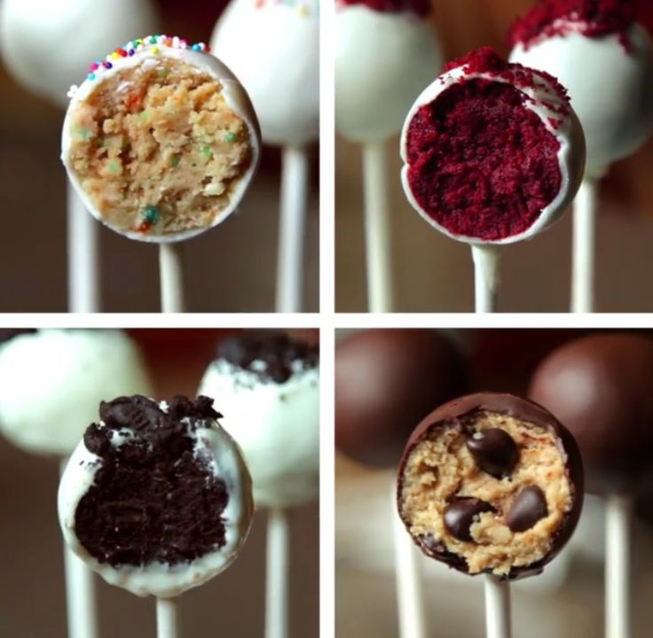 Cake Pop Pictures Recipes : 1000+ ideas about Easy Cake Pop Recipe on Pinterest Cake ...