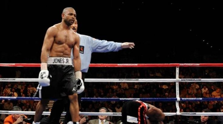 Roy Jones Jr, one of the best in boxing
