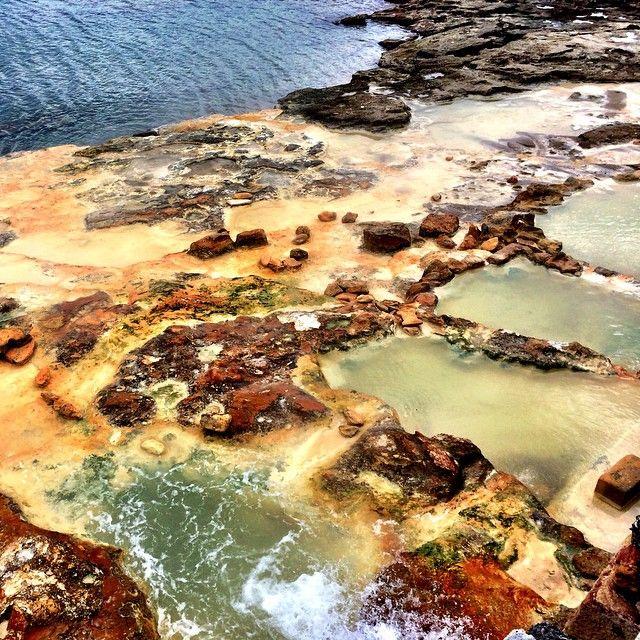Natural #Thermal springs! #ThermaeSylla #ThermalWater Photo credits: @travelpluswine