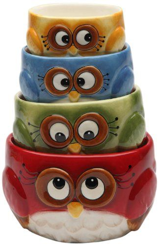 Cosmos Gifts 10911 Owl Design 4-Piece Measuring Cup Set Cosmos Gifts http://www.amazon.com/dp/B00BK599CY/ref=cm_sw_r_pi_dp_sjV6tb0S07FYF
