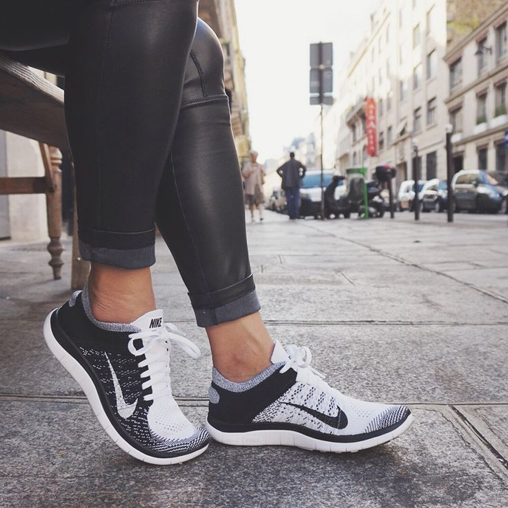 Not Just for the Gym: PARIS Edition! With Nike Flyknits and AF1 Lows | FinishLine - trainers