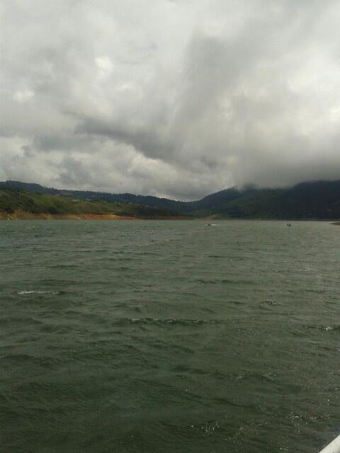 Lago Calima (Valle del Cauca)