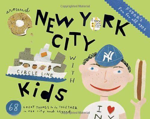 travel guide york kids
