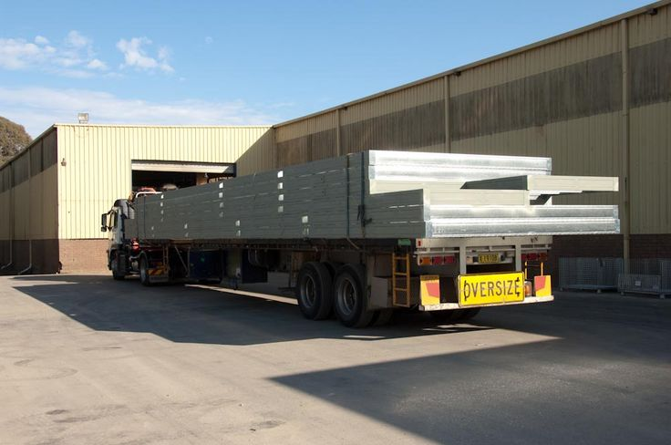 Modular chassis prefabricated and loaded at our Mittagong factory and ready for delivery to site.
