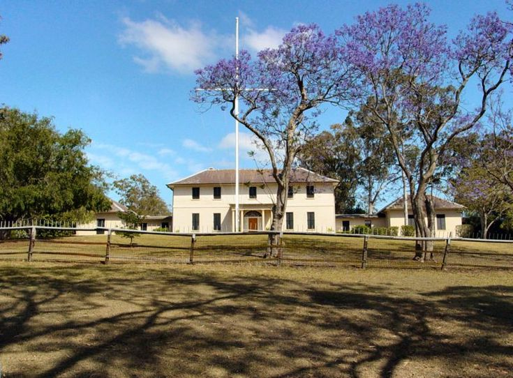"Old Government House is a former ""country"" residence of 10 early governors of New South Wales, located in Parramatta Park in Parramatta, New South Wales, now a suburb of Sydney. It is considered a property of national and international significance as an archaeological resource, and a demonstration of how the British Empire expanded, and Australian society has evolved since 1788."